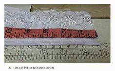 Just Sweet and Simple: Tutorial : Jahit Telekung Sewing Tutorials, Bed Pillows, Simple, Sweet, Hijab Chic, Cuba, Pillows, Kobe, Sewing Lessons