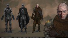 Artur Sadlos — Witcher 3: Wild Hunt