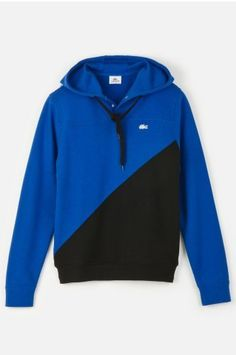 808159175 Pullover Hoody Color Block Sweatshirt By Lacoste Pullover