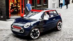 Mini Minor to be co-developed with Toyota