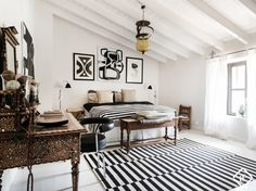 Beautifully Renovated Farmhouse for Sale, West Mallorca | http://www.designrulz.com/design/2014/06/beautifully-renovated-farmhouse-sale-west-mallorca/
