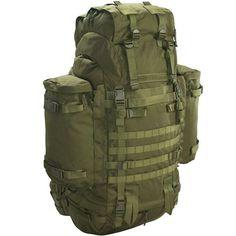 Lowe Alpine Saracen Military Backpack - Internal Frame - Save 45%