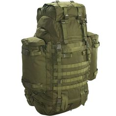 Lowe Alpine Saracen Military Backpack - Internal Frame - Save 45%