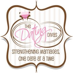 """Oh my stars, I love this site! """"The Dating Divas--Strengthening Marriages, One Date at a Time"""" LOTS of ideas for dates, cute little gifts, and other stuff to bring the focus back to your marriage!>>a good idea for any couple! Just Dream, All You Need Is Love, Just In Case, Just For You, Dating Divas, Dating Blog, Dating Advice, Marriage And Family, Happy Marriage"""
