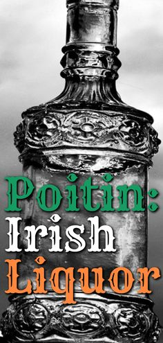 You can forget your fancy whiskies! Check out our piece on the REAL national drink of Ireland. Liquor so strong it's been banned for 350 years! Irish Drinks, Irish Alcohol, Irish American, American Women, American Art, American History, Irish Shots, Liqueurs, Thermomix