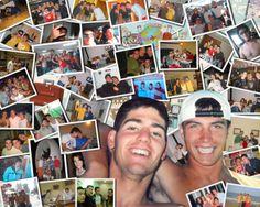 Cuadro collage especial amistad