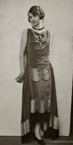 Paul Poiret 1929