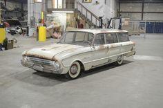 Ford Falcon | 1961 Falcon Wagon Survivor