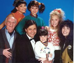 rags to riches 80's tv show omg...I loved this short lived show