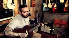 """City and Colour """"Silver and Gold"""" At: Guitar Center"""