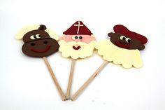 Sinterklaas Paard Chocoladelollie