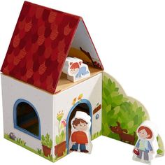 Day Clue 2 - Haba - My Little House - Planet Play Cube - Pretend Play - Cotton Babies Cloth Diaper Store Cloth Diapers, Cubes, Play Cube, Pretend Play, Cool Toys, Toy Chest, Planets, Dolls
