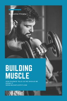 This article breaks down the science of muscle hypertrophy and what it is we need to be doing in order to put theory into practice. Tactics targetting nutrition, rest and resistance training to maximise our muscle growth. Group Fitness, Wellness Fitness, Gain Muscle, Build Muscle, Muscle Hypertrophy, Muscle Building Tips, Heavy Weight Lifting, Flexibility Workout, Healthy Women