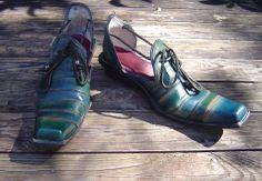 Studio Jasna Krasna: my handmade leather shoes
