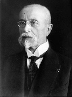 Tomáš Garrigue Masaryk -Czechoslovak politician, sociologist and philosopher, the founder and first President of Czechoslovakia. One of the most important personalities of the abolition of the monarchy. One Republic, Czech Republic, World Famous, Library Of Congress, Soviet Union, Eastern Europe, Famous People, Presidents, Personality
