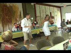 Funny First Wedding Dance-REALLY FUNNY!! - YouTube