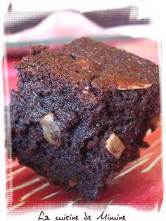 J'ai enfin trouvé la recette de THE BROWNIE !! - La cuisine de Mimine