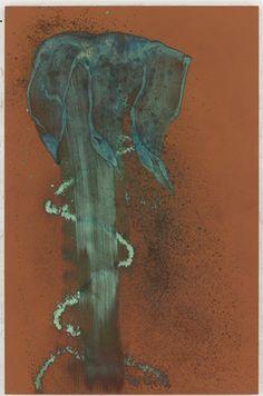 Daniel Lergon, 'Untitled (Copper),' 2013, Galerie Christian Lethert