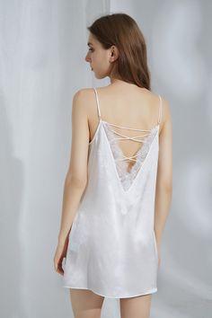 614538ba48 55 Best Silk Sleepwear images