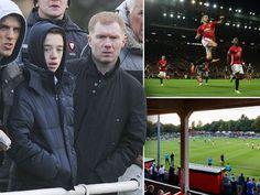Paul Scholes lại gây SỐC: 'Tôi thà xem Salford City còn hơn Man United'