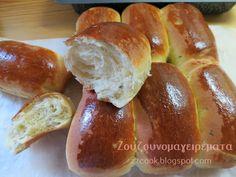 Λατρεμένα τόσο αφράτα που τα κάνεις μια μπουκιά!!! Φανταστικά σκορδοψωμάκια, πολύ μαλακά...πραγματικά σα... Pretzel Bites, Food And Drink, Bread, Blog, Brot, Blogging, Baking, Breads, Buns