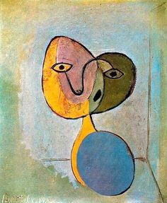 Picasso - Portrait of a Woman ,1936