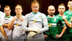 FC Karpaty Lviv 2017/18 Joma Home, Away and Third Kits