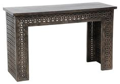 One Kings Lane - Living Room Furniture - Ranya Console Table