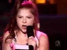 Impresionante!! la mejor voz del mundo... sin dudas
