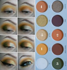 If you would like transform your eyes and improve your good looks, using the best eye make-up ideas can help. You want to make sure you put on make-up that makes you look even more beautiful than you are already. Eye Makeup Tips, Smokey Eye Makeup, Makeup Goals, Eyeshadow Makeup, Makeup Brushes, Eyeshadow Styles, Eyeliner, Face Makeup, Eyeshadow Ideas