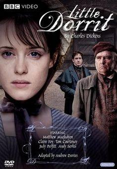 Little Dorrit BBC series...love this film. a lot. matthew mcfadyen finally plays a role that he rocks in.