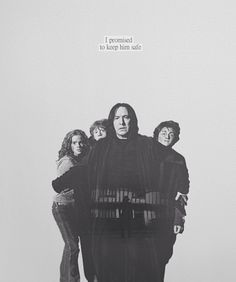 Severus Snape... My hero!