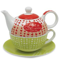 LOVE IS SHARING RS. 799.00 Love is sharing a cup of tea with you.