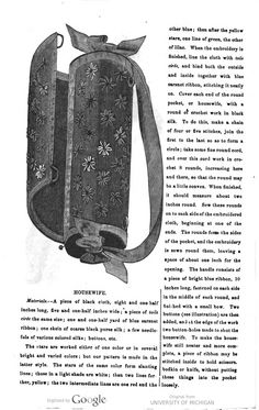 Peterson's 1862 Dec 1863 - Arthur's Home Magazine, August 1864 - Godey's 1864 Sewing Case, Sewing Tools, Sewing Notions, Sewing Kits, Historical Clothing, Historical Dress, Victorian Crafts, 1800s Fashion, Needle Book