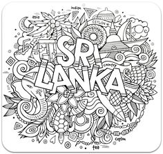 Free coloring page coloring-adult-africa-abstract-symbols ...