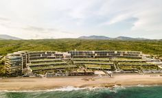 Image 23 of 42 from gallery of Solaz Los Cabos Hotel / Sordo Madaleno Arquitectos. Photograph by Rafael Gamo San Jose Del Cabo, Landscape Architecture, Landscape Design, Mexican Colors, Construction Area, Lafont, Mexican Artists, Beautiful Sites, Landscaping