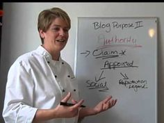 Crucial rule for blogging. If you are not doing this with your blog, then no one is following you. Learn the secret ingredients to blogging with Chef Katrina