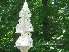 Collection of birdhouses / Empress of Dirt