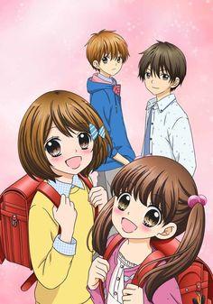 Estrenos de Anime para el 3 de octubre.
