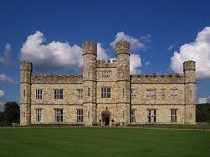 Castle of Leeds, Kent, England