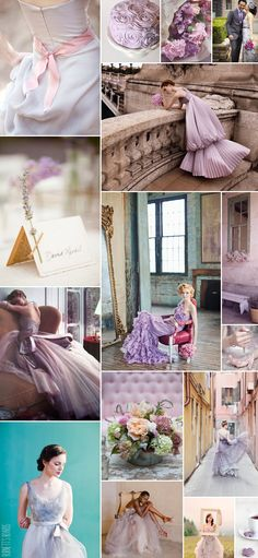 [ Lavender Blush Wedding Dresses Burnett Boards Daily Wedding 5 ] - Best Free Home Design Idea & Inspiration Lavender Wedding Dress, Purple Wedding, Dream Wedding, Lavender Dresses, Magical Wedding, Wedding Bells, Wedding Bride, Wedding Gowns, Wedding Day