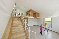 Kindergarten Terenten Design by Feld72 Architects - Architecture & Interior Design Ideas and Online Archives | ArchiiiArchiii