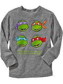 Teenage Mutant Ninja Turtles™ Graphic Tees for Baby