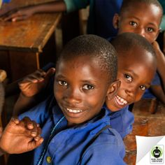 #DidYouKnow: #FairTrade helps provide farming families with the income & stability they need to keep their #children in #school. Thank you for supporting them! http://fairtrd.us/FTEducation #education #empowerment