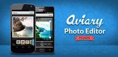 Aplicación fotográfica Photoeditor de Aviary