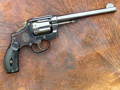 Smith & Wesson .38 Special Model 1899 Military and Police Hand Ejector