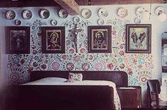 Viničné (Bratislava), Archive slide Institute of Ethnology. Schengen Area, Honeymoon Suite, Heart Of Europe, Bratislava, House Painting, Sweet Home, Indoor, Homeland, Painted Houses