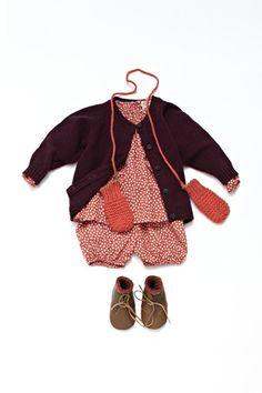 Caramel Baby Lookbook