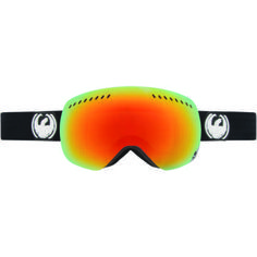 a49a48391414 Dragon APXS Goggles - INVERSE WITH RED IONIZED AND YELLOW BLUE IONIZED  Snowboard