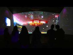Eine Computerspiel-Installation für WeberHaus. Für WeberHaus produzierten wir eine interaktive Computerspiel-Installation, in der die Spieler in ihrem Raumsc...